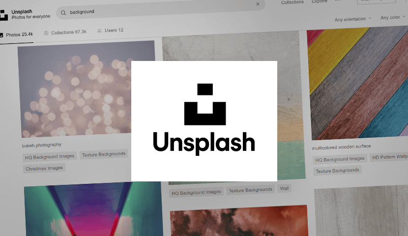 Unsplash free stock images