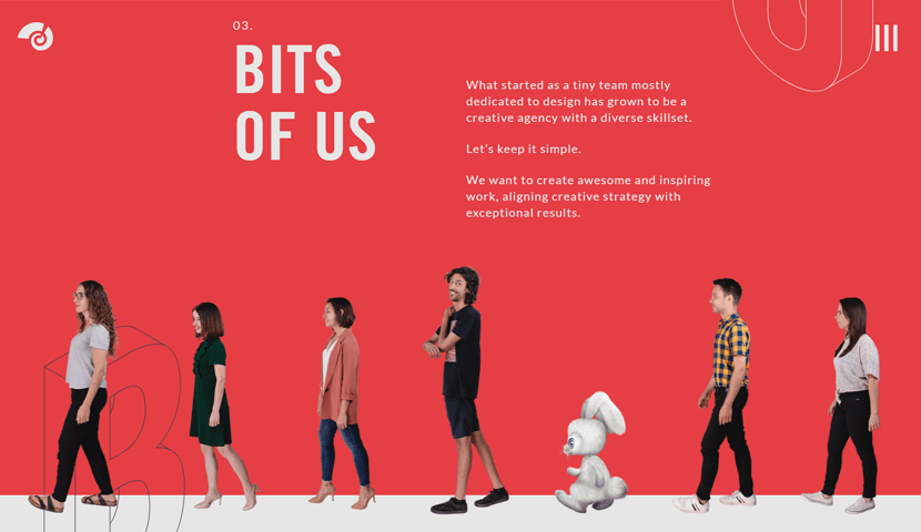 kobu.agency homepage landing example