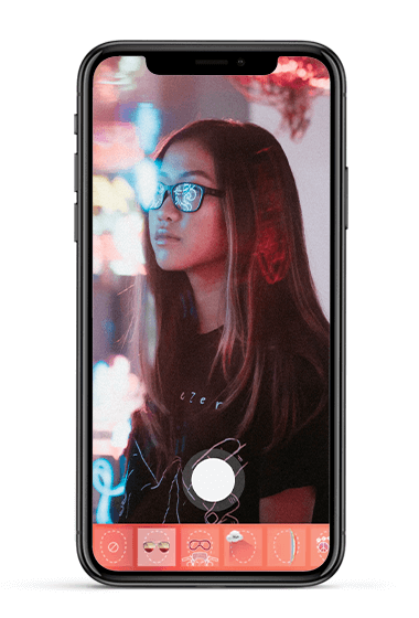 trending Instagram filters and effects