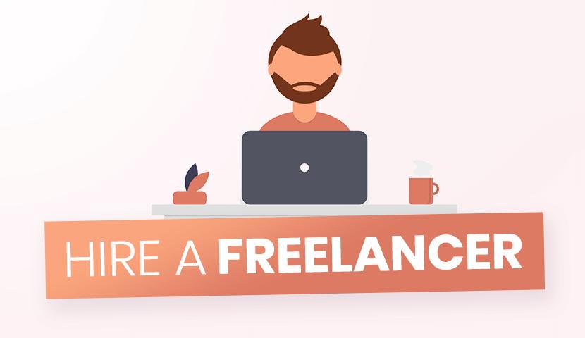Hire a freelance developer