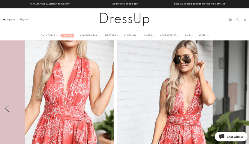shopdressup online clothes shop