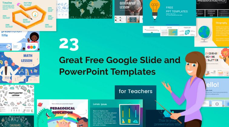 free google slides and powerpoint templates for teachers