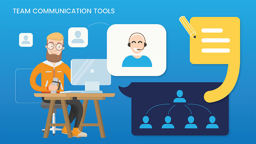 Team communication tools