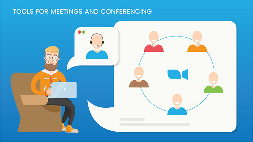 Tools for meetings and conferencing