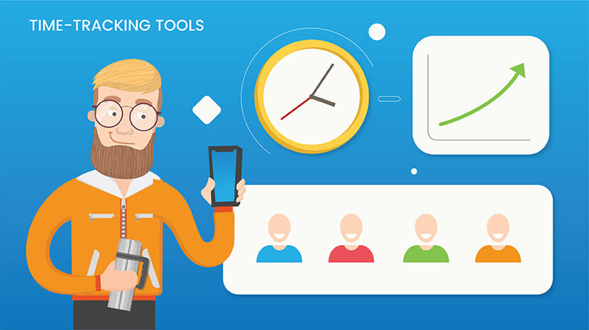 Time-tracking tools