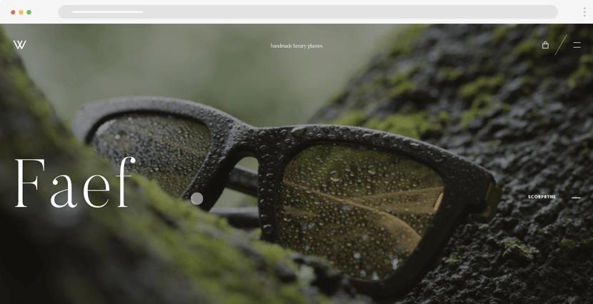 italianwood - ecommerce website design