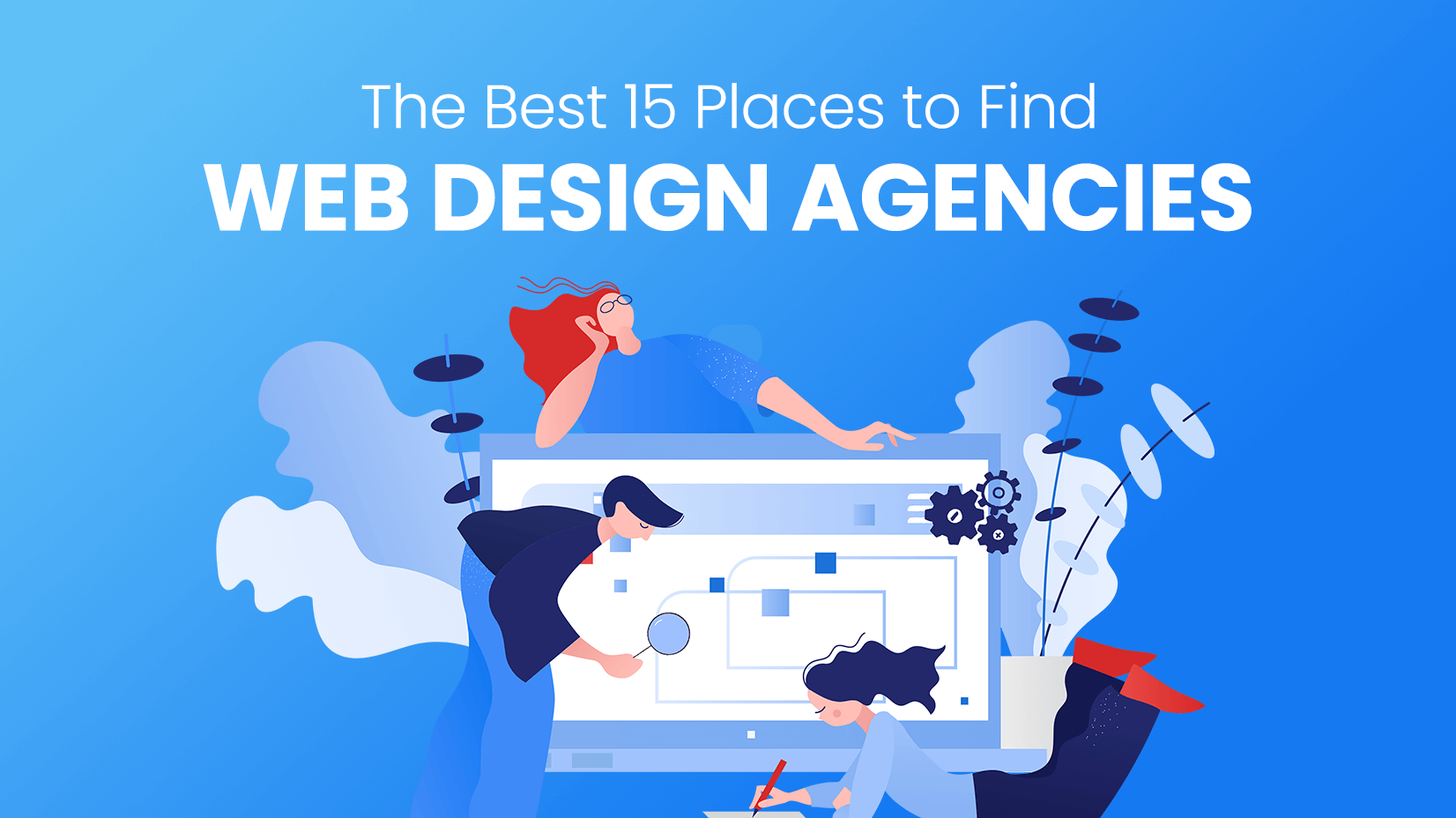 The Best 15 Places to Find Web Design Agencies