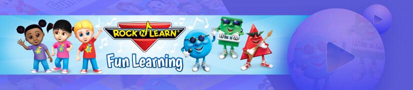 RocknLearn educational cartoon channel