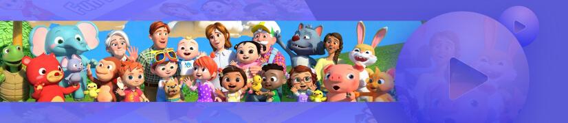 Cocomelon educational cartoon channel