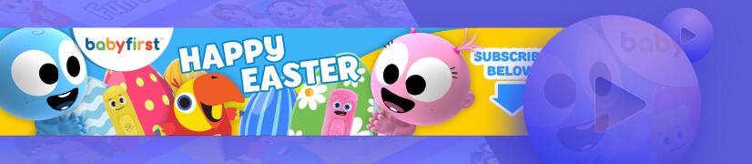 BabyFirstTV educational cartoon channel