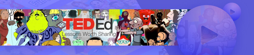 TED-Education cartoon channel