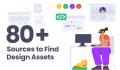 80+ Websites To Find Design Resources and Assets For Your Projects