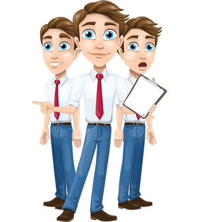 free business puppet for adobe character animator
