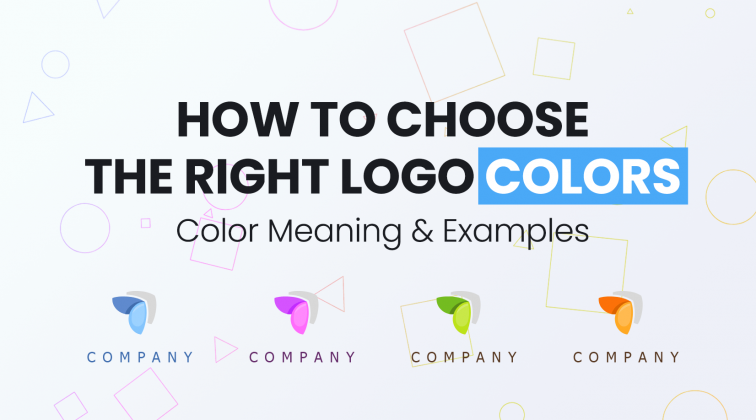 How to Choose the Right Logo Colors: Color Meaning and Examples