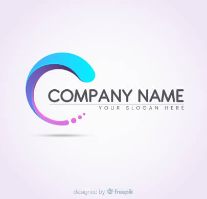 5 Modern Shapes Free Logo Templates