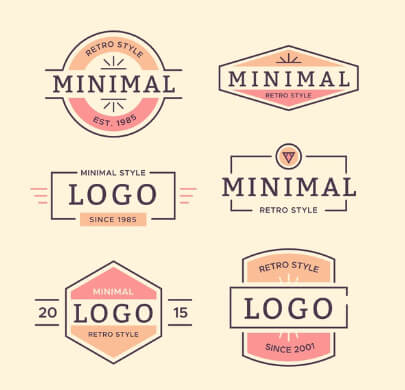 Linear Free Logo Templates
