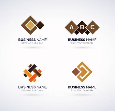 Classic Style Minimalist Free Logo Templates