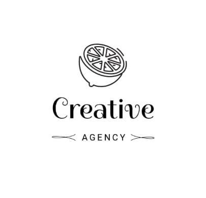 Creative Minimalist Free Logo Template