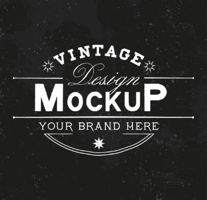 Elegant Vintage Free Logo Design