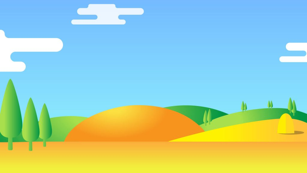 Free Summer Background for Zoom Meetings