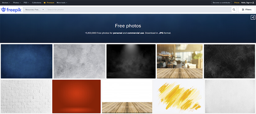 freepik backgrounds