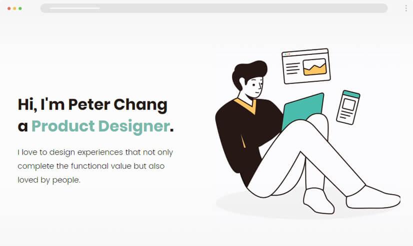 Peterchangsite UI UX Design Portfolio