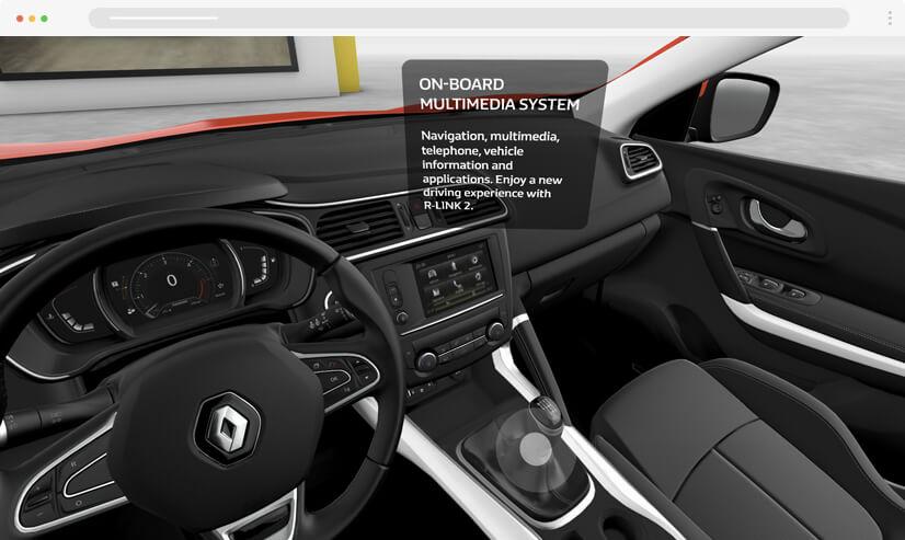 website design idea: virtual reality example 4