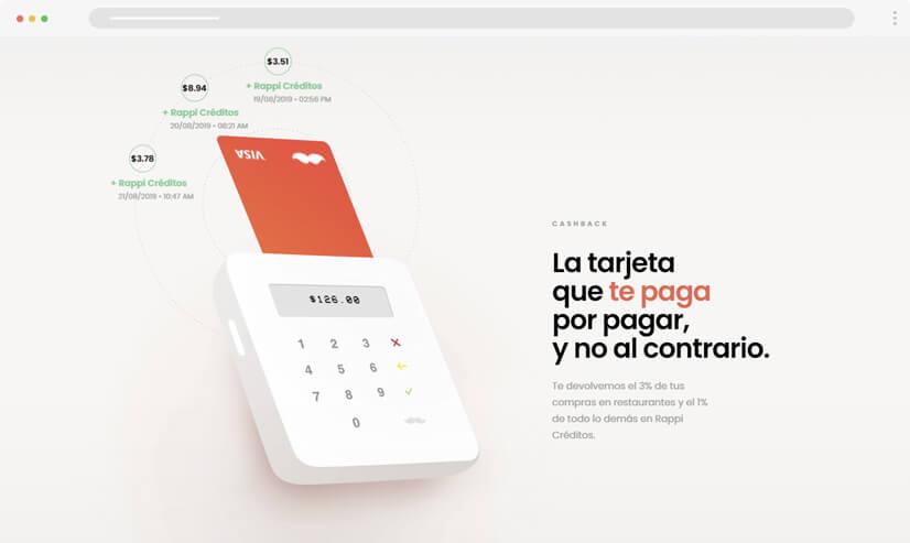 website design idea: shadows in web design - example 3