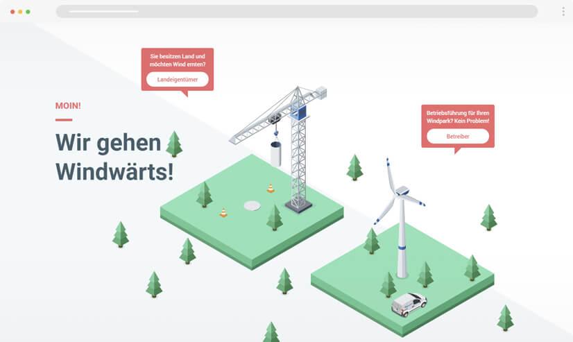 website design idea: micro animations in web design example 1