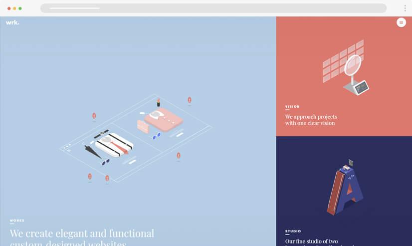 website design idea: micro animations in web design example 4