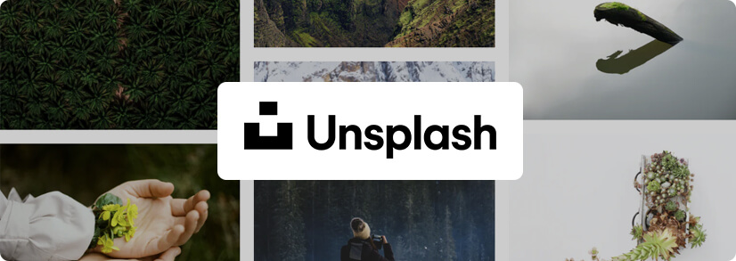 unsplash free stock photo website