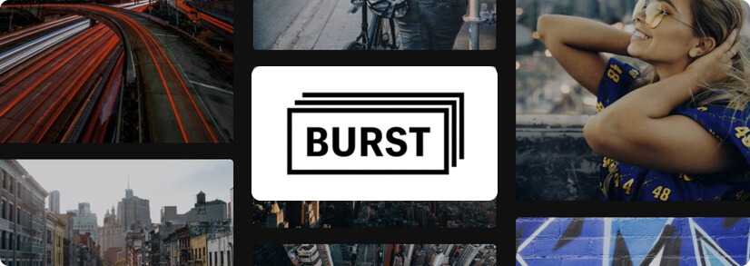 burst free stock photos website