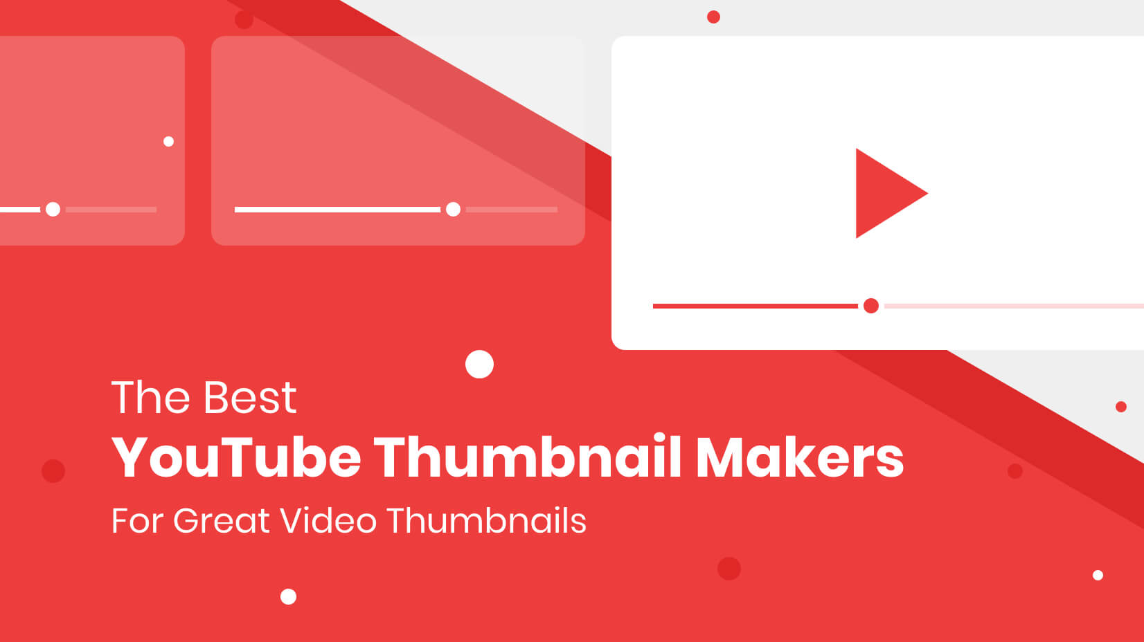 The Best YouTube Thumbnail Makers