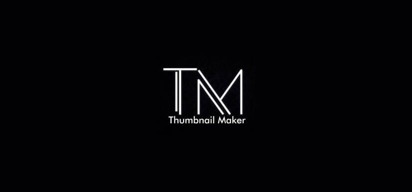 YouTube thumbnail maker - windows store