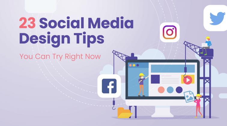 Social Media Design Tips