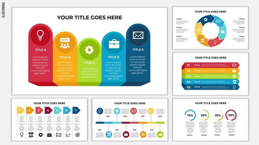 Free Infographics for Google Slides Presentation
