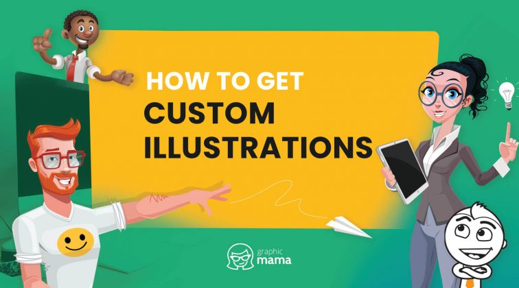 How to Get Custom Illustrations For Your Project