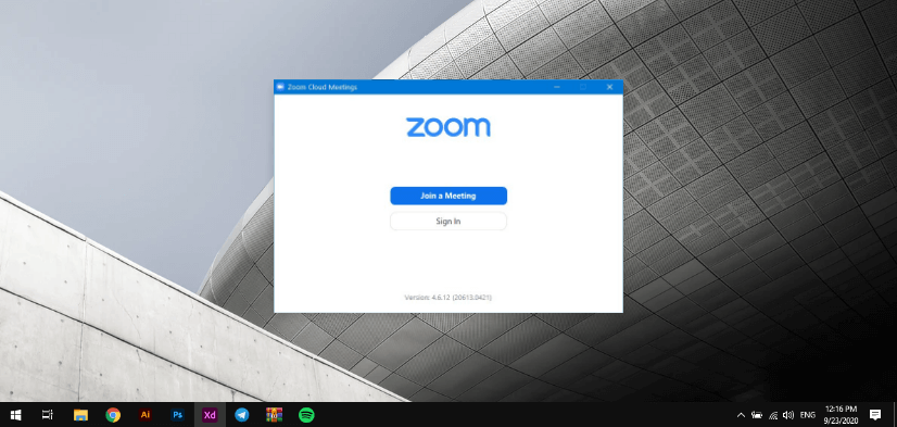 How to instal zoom meetings