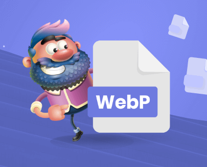 WebP new image file format