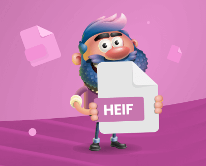 HEIF new image file format