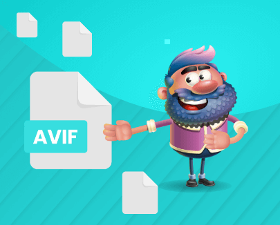 AVIF new image file format