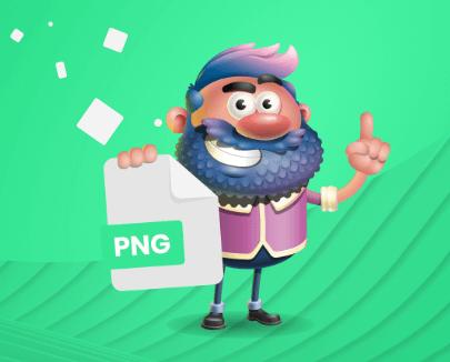 PNG popular image file format