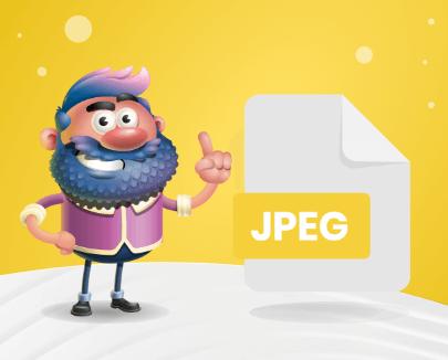 JPEG popular image file format