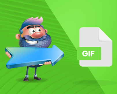 GIF animated image file format