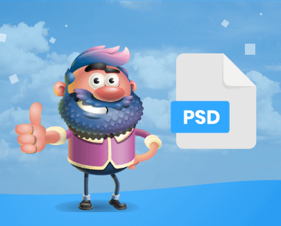 PSDImage Editing Format