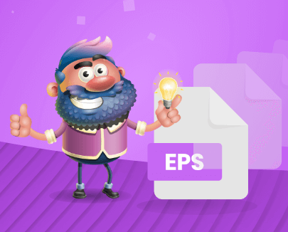 EPS vector image file Format