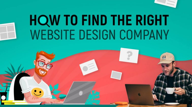 How to Find the Right Website Design Company for Your Project?