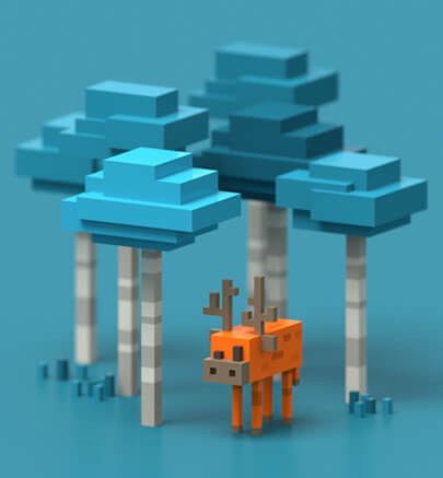 3D 8bit illustration design trend aka Voxel.jpg