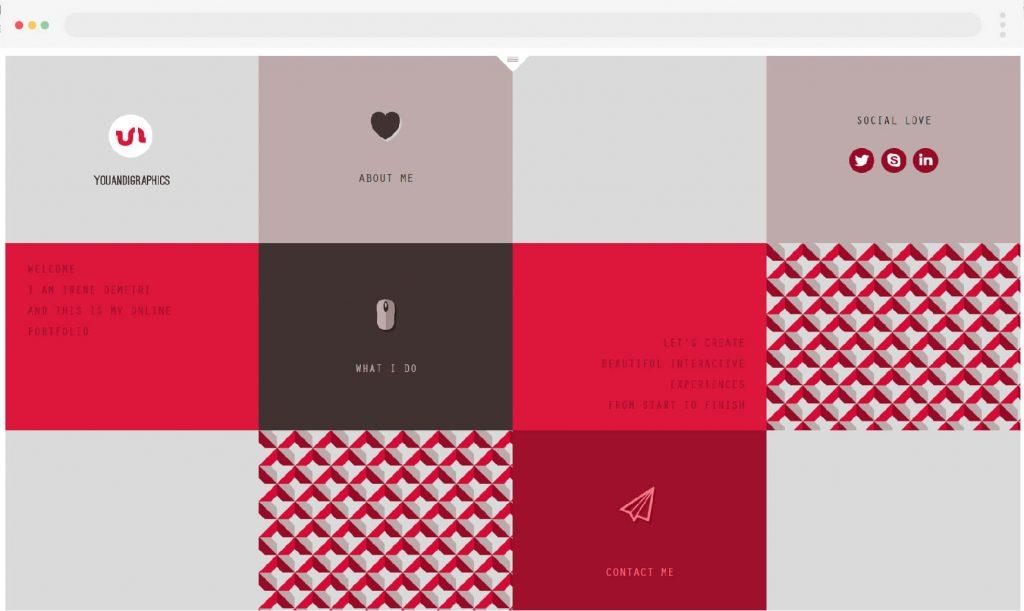 8. You and I Graphics portfolio