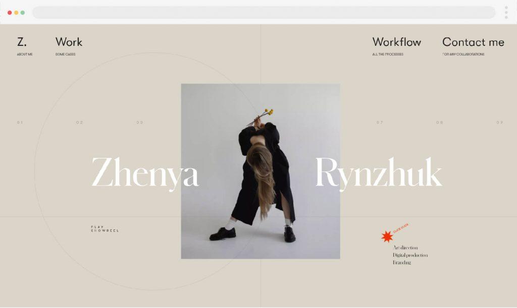 11. Zhenya Rynzhuk portfolio